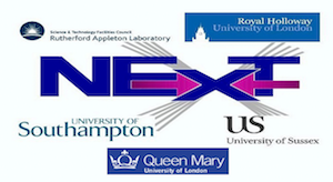NExT workshop at Queen Mary University of London